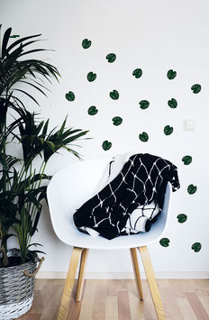 "Wandsticker ""MONSTERA"""