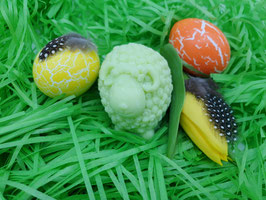 Osterlämmchen Duschbutter Aloe Vera