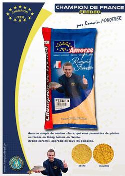 Amorce Champion de France Feeder 1 Kg