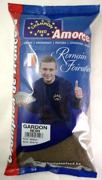 Amorce Champion de France Gardon Noir 1 Kg