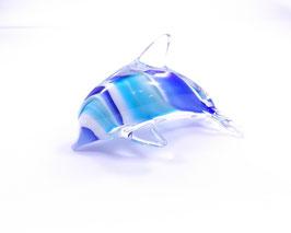 Delphin blau - türkis