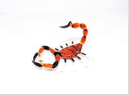 """Skorpion """"rot / schwarz"""""""