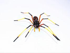 """Spinne groß """"schwarz / rot"""""""