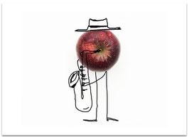»Joe Apple« - mit Umschlag
