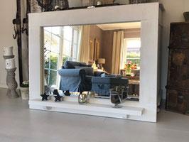 XL Spiegel für das Wohn-/Esszimmer