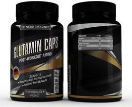 Fitnessmagnet - Glutamin Caps