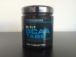 BCAA Tabletten - 180 Stück