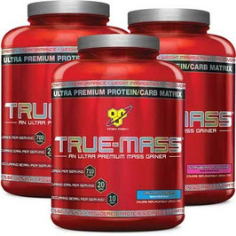 BSN True Mass - 2640g Dose Cookies and Cream