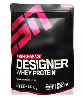 ESN Designer Whey Protein - 1000g Beutel - Raspberry