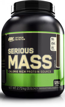 Optimum Nutrition Serious Mass - 2722g Dose