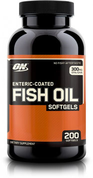 Optimum Nutrition - Fish Oil - 200 Kapseln