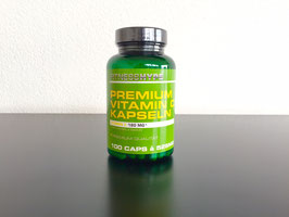 Premium Vitamin C Kapseln
