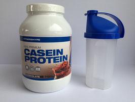 Fitnesshype Casein Vanille - 750g Dose