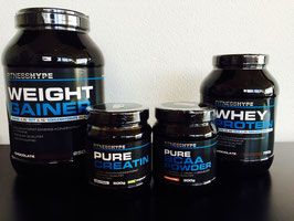 Fitnesshype Supplement Paket