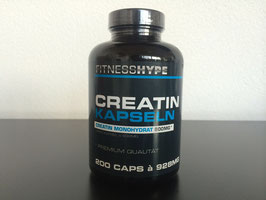 Fitnesshype Premium Creatin Kapseln