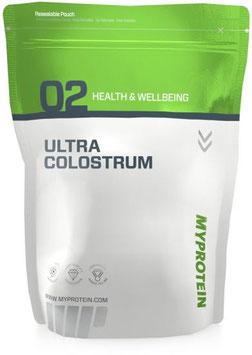 MYPROTEIN ULTRA COLOSTRUM 250G BEUTEL