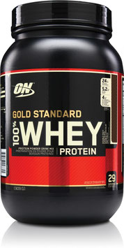 Optimum Nutrition 100% Whey Gold Standard - 2300g Dose