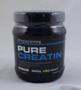 Fitnesshype Premium Creatin Creapure Pulver
