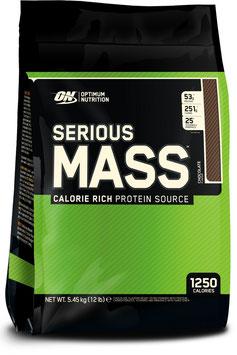 Optimum Nutrition Serious Mass - 5443g Beutel