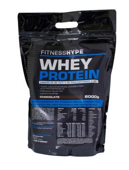 Fitnesshype Whey Protein - 4Kg Beutel