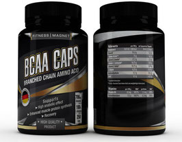 Fitnessmagnet - BCAA Caps