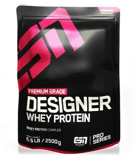 ESN Designer Whey Protein - 1000g Beutel - Mochaccino