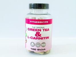 Green Tea + L-Carnitin für Frauen