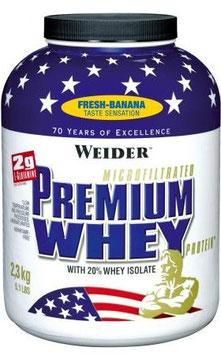 Weider Premium Whey - 2300G DOSE
