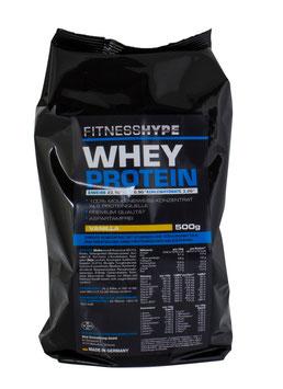 Fitnesshype Whey Protein - 500g Beutel