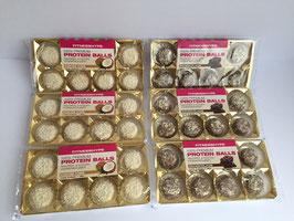 Low Carb Protein Balls Kokos