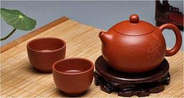 Yixing Zisha Xi Shi Tee-Service