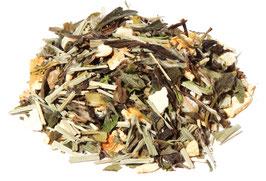 Weißer Tee - Ingwer-Zitrone