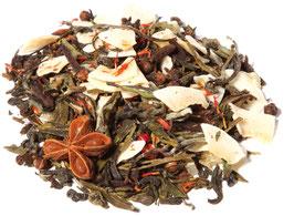 Weißer Tee - Orange Chai