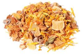 Früchtetee Mild - Milder Apfel-Gelbe Grütze