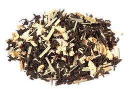 Schwarzer Tee - Ingwer-Lemon