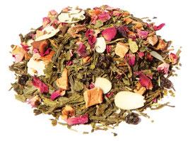Grüner Tee - Gebratener Apfel