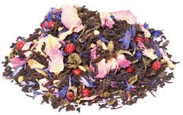 Schwarzer Tee - Ingwer-Mango-Orange Bio