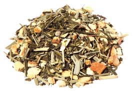 Grüner Tee - Ingwer-Zitrone