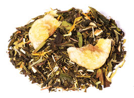 Grüner Tee - Lemon-Exotik