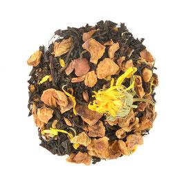Schwarzer Tee - Mozarts Symphonie