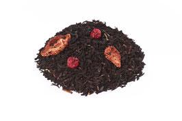 Schwarzer Tee - Rotkäppchens Geheimnis