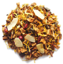 Früchtetee Mild - Quitte-Vanille-Cranberry
