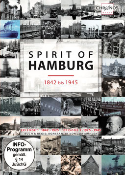 SPIRIT OF HAMBURG - DVD - 1842-1945