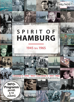 SPIRIT OF HAMBURG - DVD - 1945-1965