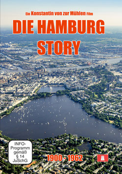 Die Hamburg Story - 1900-1962 - DVD