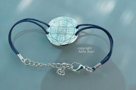 Cosmic Light Matrix - Titan Armband