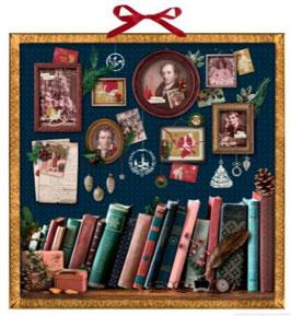Adventpoesie mit deutschen Dichtern, Zettel-Adventkalender