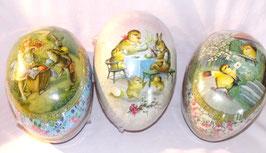 Riesen-Füll-Eier Nostalgie-Serie 25 cm