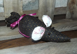 Lavendel-Maus schwarz