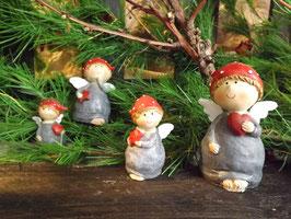 Beflügelte kleine Engel-Wichtel